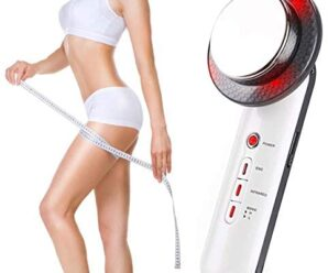 Cellulite Remover Machine,Fat Burning Beauty Machine, Slim Fast Waist Trainer,Cellulite Massager Electric,Skin Care & Slimming for Body Waist Arm Leg Face Fat Loss Weight Loss (White)